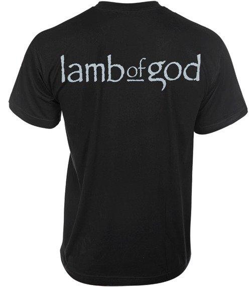 koszulka LAMB OF GOD - LOGO