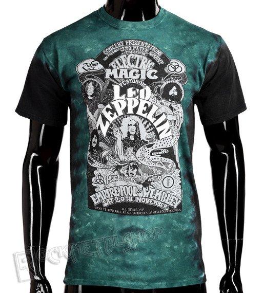 koszulka LED ZEPPELIN - ELECTRIC MAGIC, barwiona