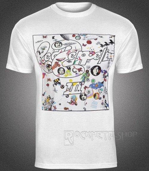 koszulka LED ZEPPELIN - III COVER