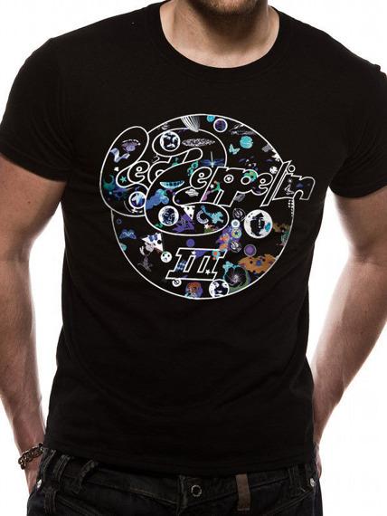 koszulka LED ZEPPELIN - LED ZEP III