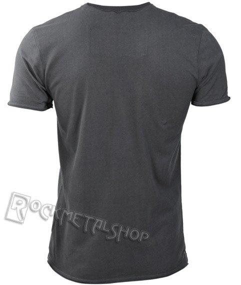 koszulka LED ZEPPELIN - MOTHERSHIP szara
