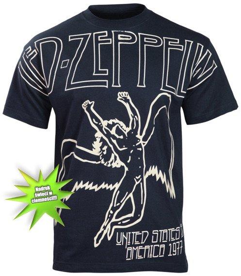 koszulka LED ZEPPELIN - US TOUR 1977