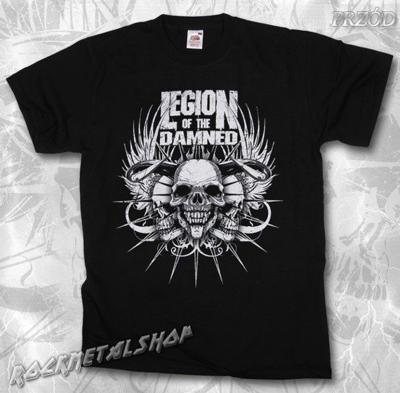 koszulka LEGION OF THE DAMNED - WINGS OF DEAD