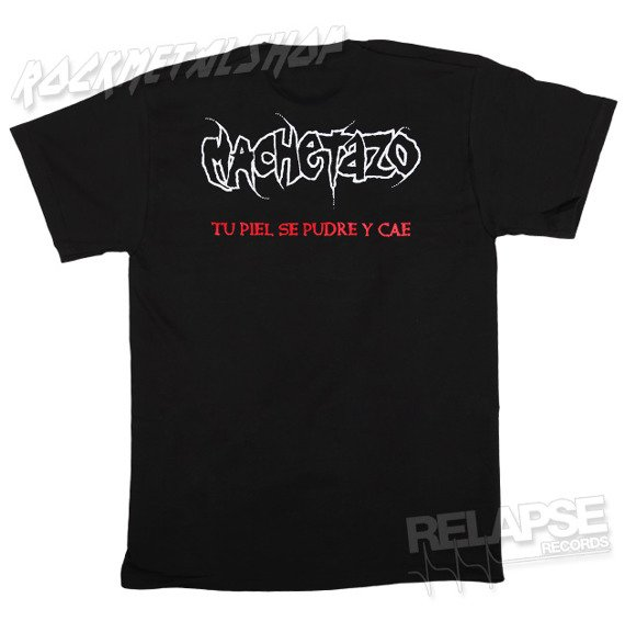 koszulka MACHETAZO - TU PIEL