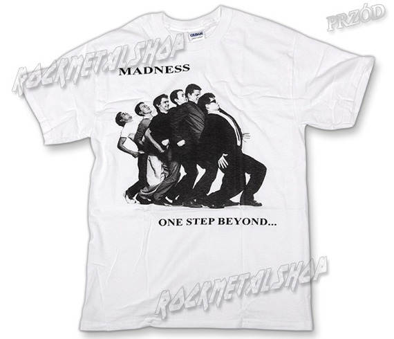koszulka MADNESS - ONE STEP BEYOND