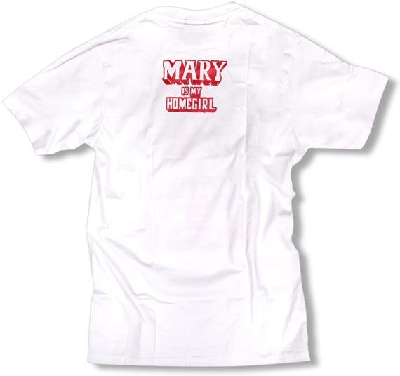 koszulka MARY IS MY HOMEGIRL