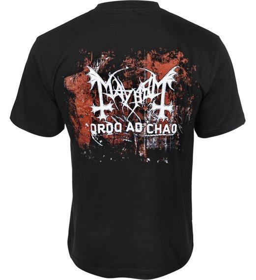 koszulka MAYHEM - ORDO AD CHAO