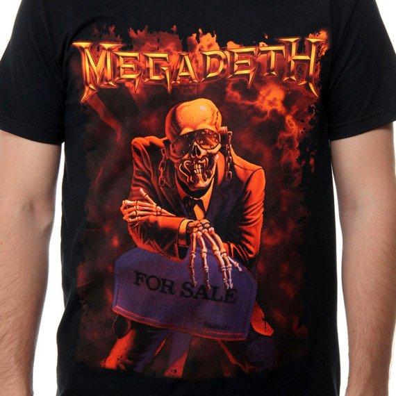 koszulka MEGADETH - PEACE SELLS