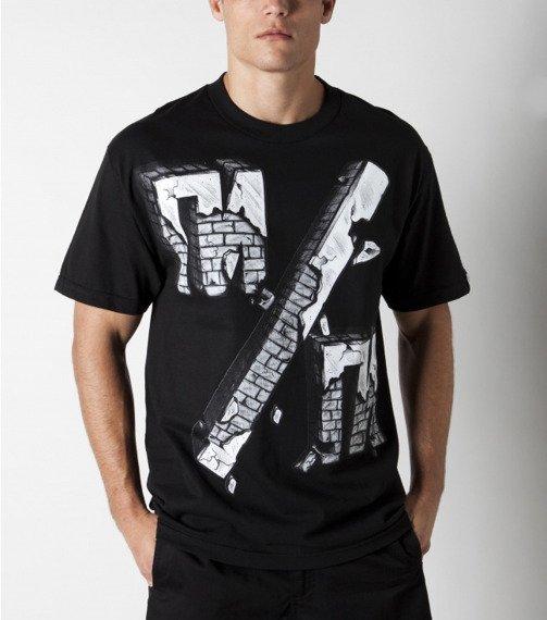 koszulka METAL MULISHA - BRICK N MORTAR czarna