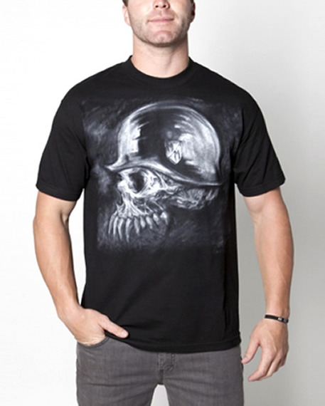 koszulka METAL MULISHA - COLOR CRIMES czarna