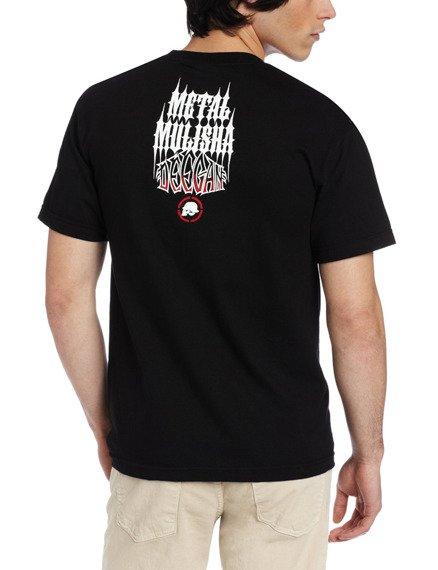 koszulka METAL MULISHA - DEEGAN TEETH czarna