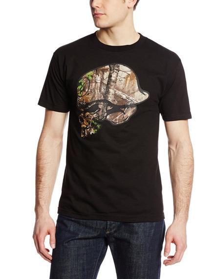 koszulka METAL MULISHA - HIDE czarna