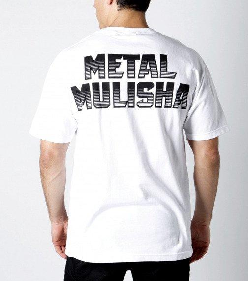 koszulka METAL MULISHA - PLATOON biała