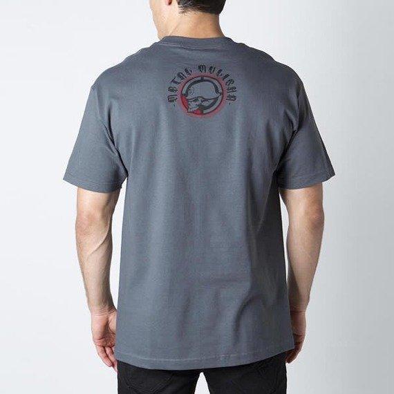 koszulka METAL MULISHA - REMAINS szara