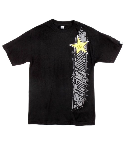koszulka METAL MULISHA - RS-RACEWAY czarna