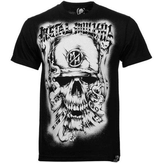 koszulka METAL MULISHA - SMOKED OUT czarna