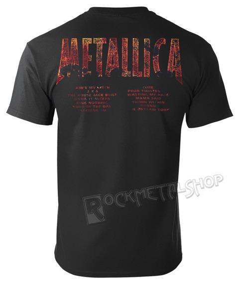 koszulka METALLICA - M LOAD
