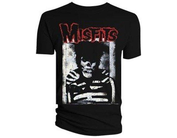koszulka MISFITS - SKELTON