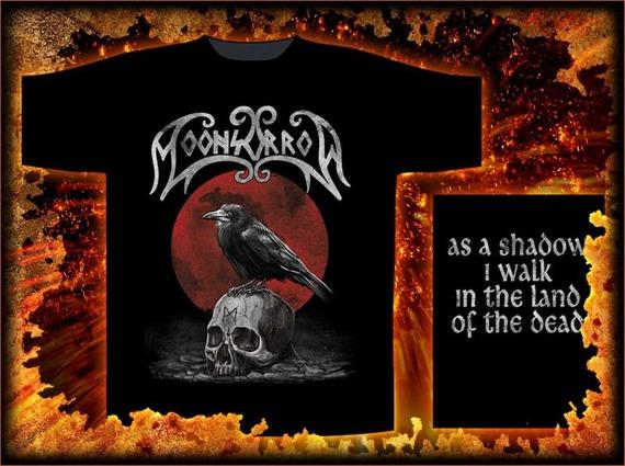 koszulka MOONSORROW- AS A SHADOW