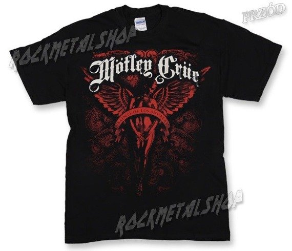 koszulka MOTLEY CRUE - ANGEL
