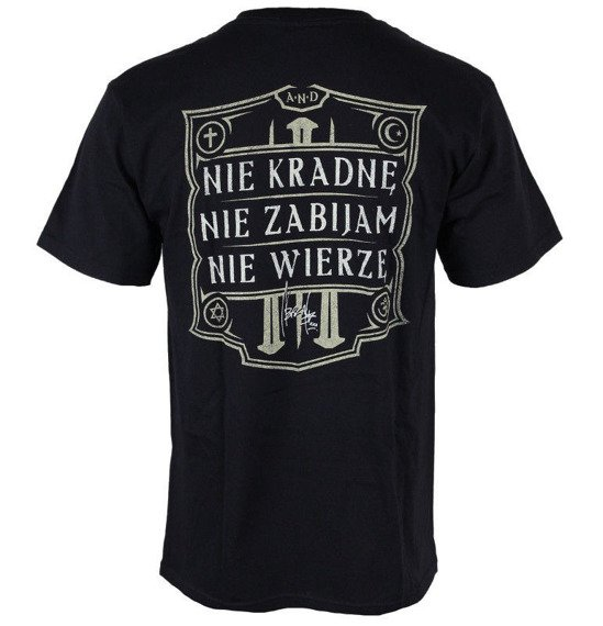 koszulka NERGAL - SACRUM PROFANUM