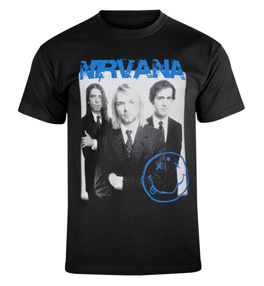 koszulka NIRVANA - BAND