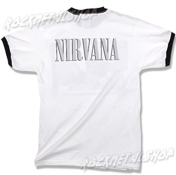 koszulka NIRVANA - BAND PHOTO