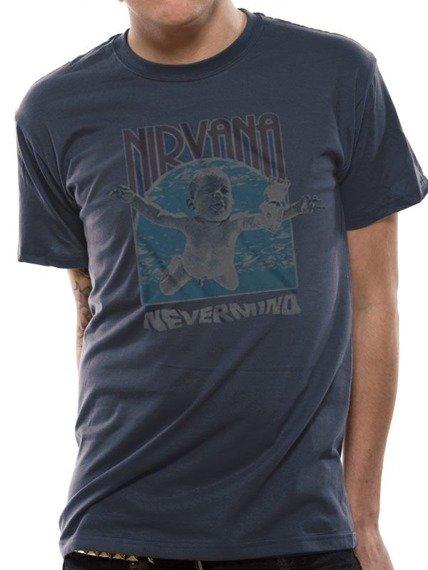 koszulka NIRVANA - NEVERMIND FRAME
