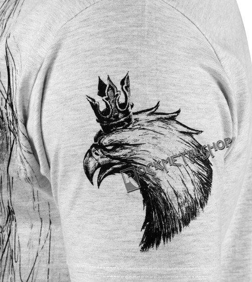 koszulka ORZEŁ POLSKA, szara