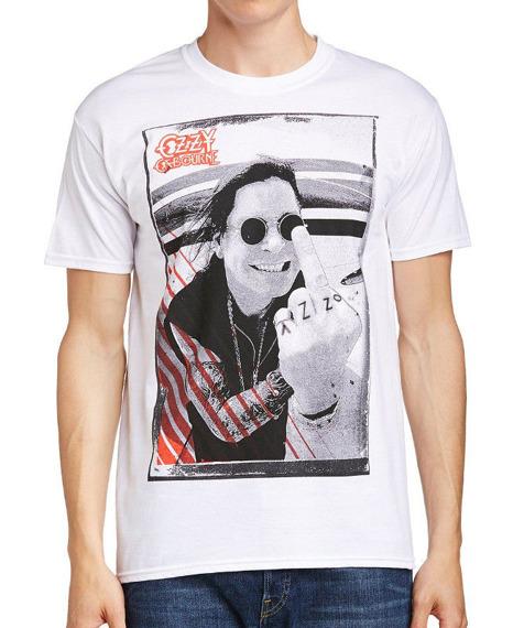 koszulka OZZY OSBOURNE - FINGER