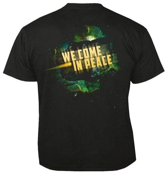 koszulka PAIN - WE COME IN PEACE