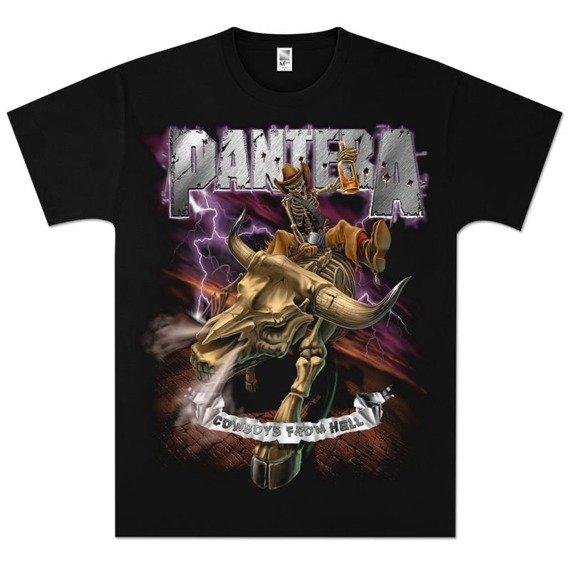 koszulka PANTERA - COWBOY