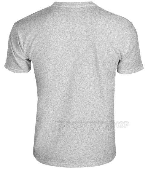 koszulka PINK FLOYD - ROBOT SHAKE szary melanż