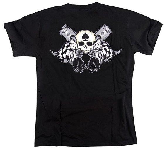 koszulka PISTON SKULL