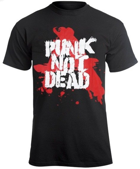koszulka PUNK NOT DEAD