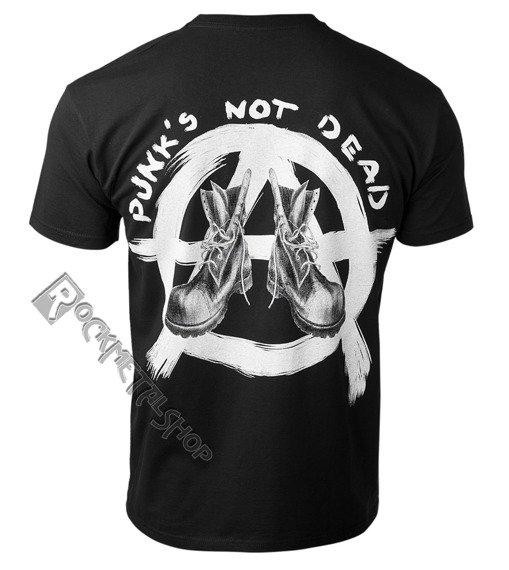 koszulka PUNKS NOT DEAD - THE MEETING