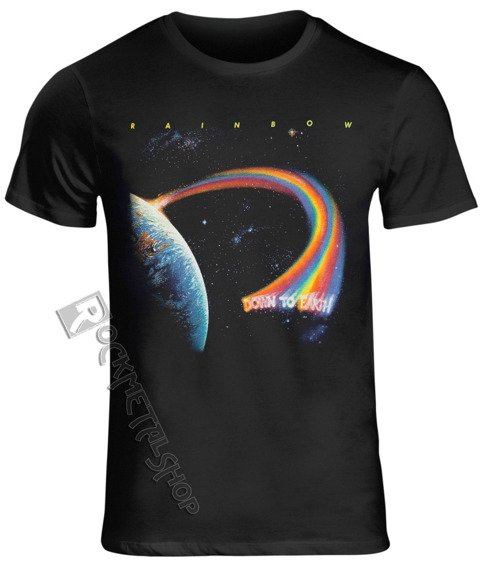 koszulka RAINBOW - DOWN TO EARTH