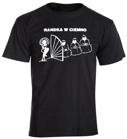 koszulka RANDKA W CIEMNO