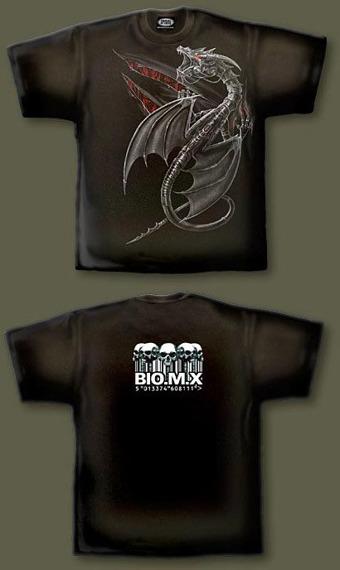koszulka RAPTOR [BM119600]