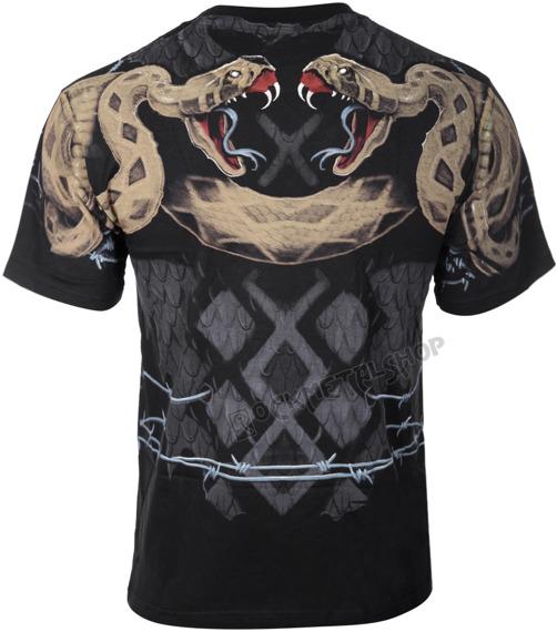 koszulka RATTLER STRIKE