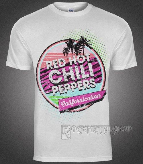koszulka RED HOT CHILI PEPPERS - RETRO CALIFORNICA