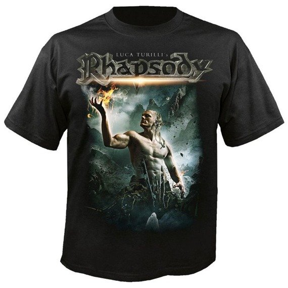 koszulka RHAPSODY - LUCA TURLLIS