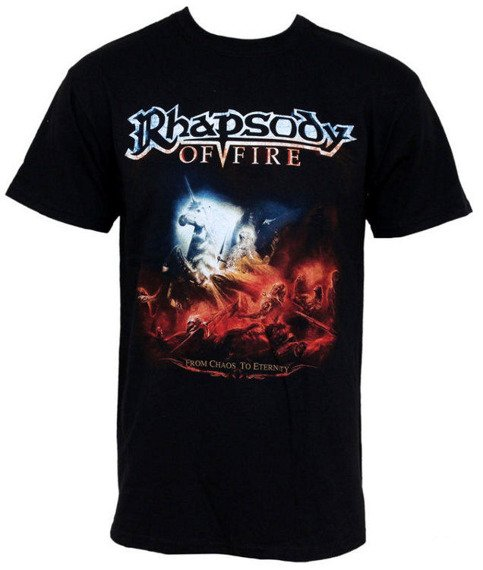 koszulka RHAPSODY OF FIRE - FROM CHAOS TO ETERNITY
