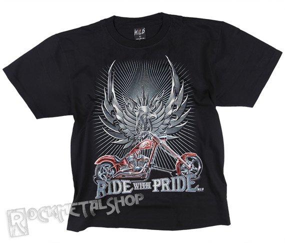 koszulka RIDE WITH PRIDE