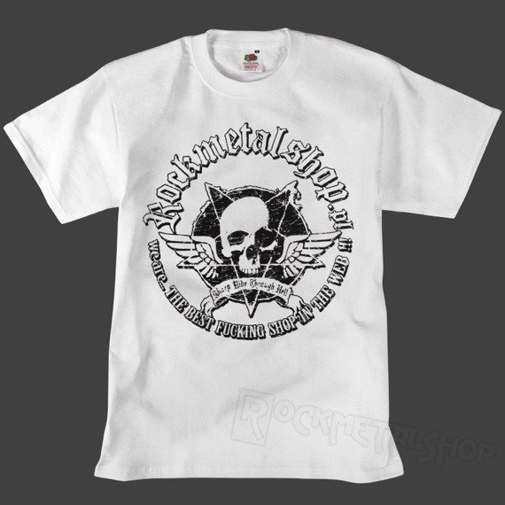 koszulka ROCKMETALSHOP.PL - LOGO 5