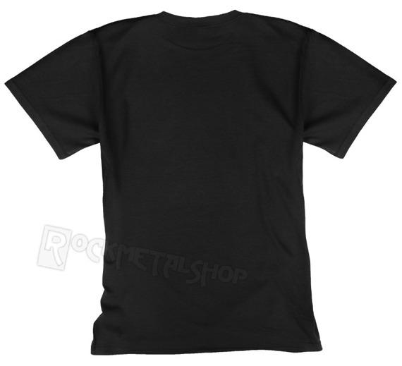 koszulka ROLLING STONES - FLAMING TATTOO TONGUE