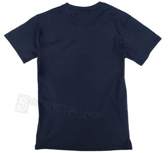 koszulka ROLLING STONES - LICK THE FLAG granatowa