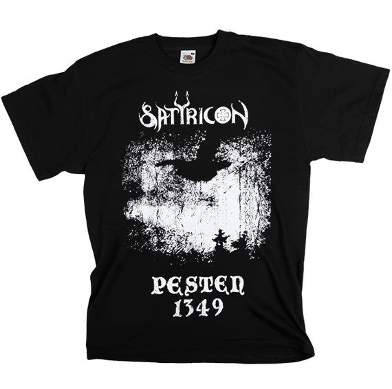 koszulka SATYRICON - PESTEN 1349