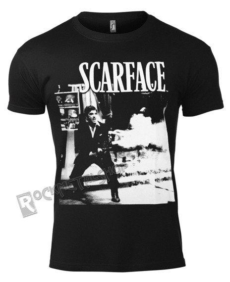 koszulka SCARFACE - WANNA PLAY ROUGH