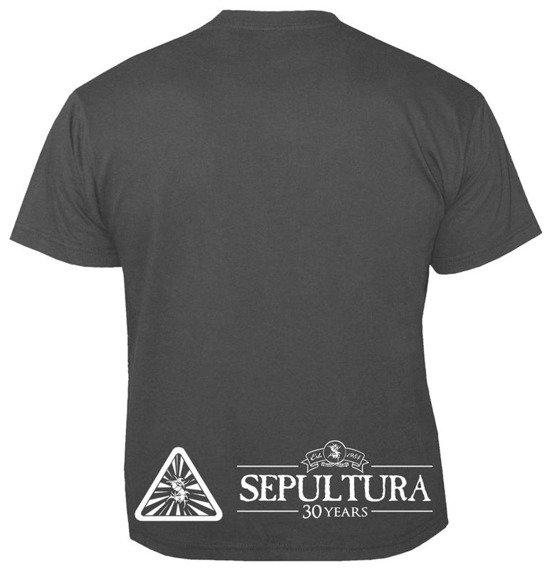 koszulka SEPULTURA - ROORBACK 30 YEARS ANNIVERSARY